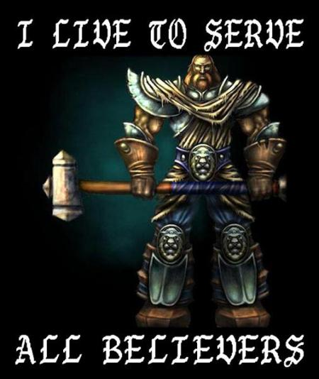 ServeAllBelieversShirt