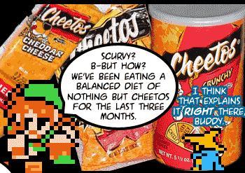 8-Bit Cheetos