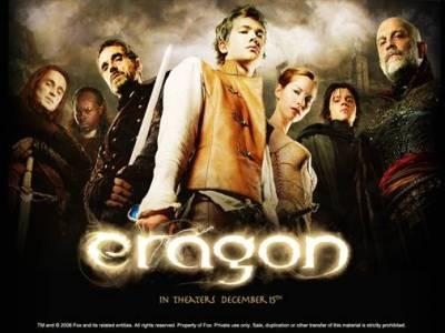 EragonPoster