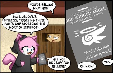 Jenova S Witness Vg Cats