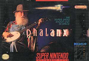 PhalanxArt