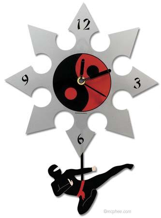 NinjaClock