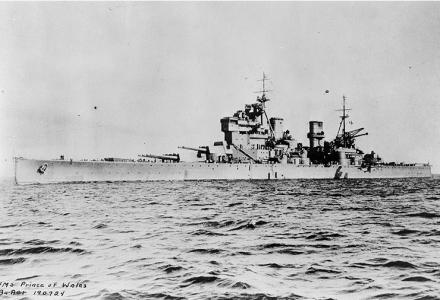 HMSPrinceofWales