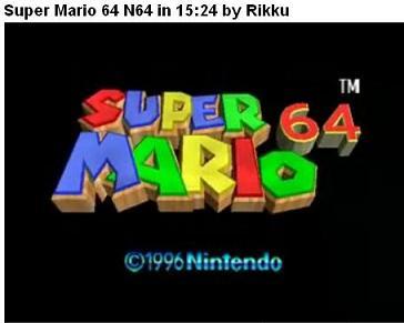 Mario64Speed1