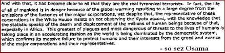 OsamaOnGlobalWarming