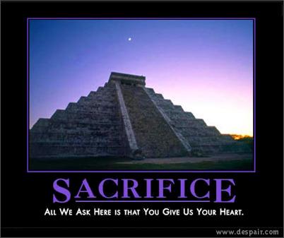 sacrificet