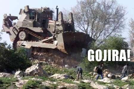 GojiraDozer