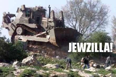 JewzillaDozer
