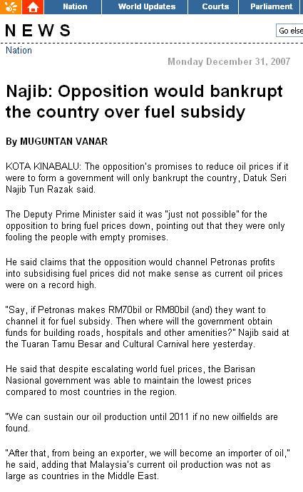 NajibIntellectualBankrupt