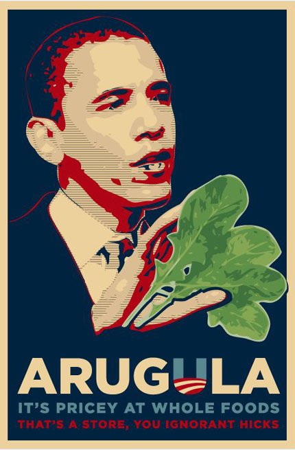 ObamaArugula