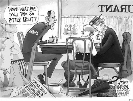 Présidence obama: vous avez dit élitiste? tea party takes on new