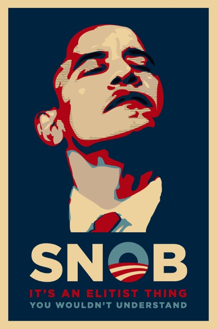ObamaSNOB