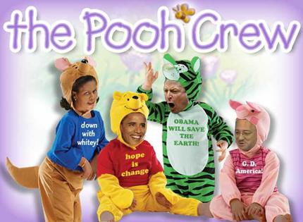 Obama Pooh Crew