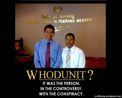 Whodunit?Motiv