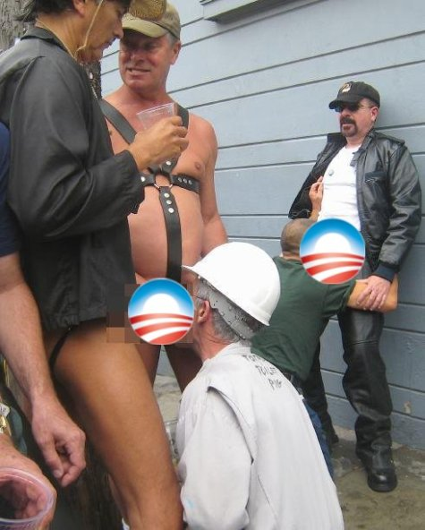Obama For Depravity