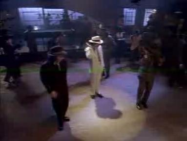 Michael Jackson Smooth Criminal 45 degrees