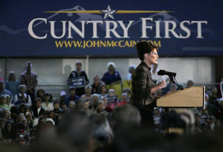 Media bias against Palin