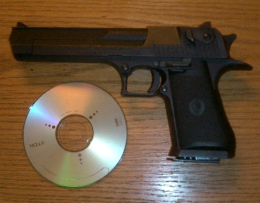 Desert Eagle CD