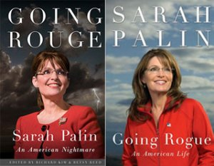 Going Rogue Going Rouge Compare Sarah Palin