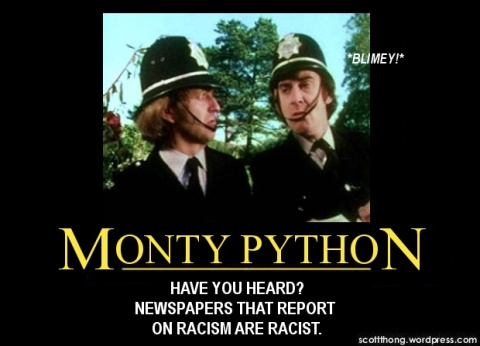 Monty Python Malaysian Motivational Poster