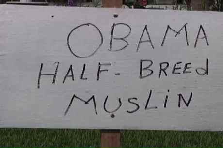 Obama Muslin