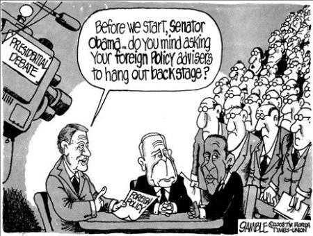 Obam advisors