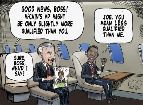 Sarah Palin cartoon