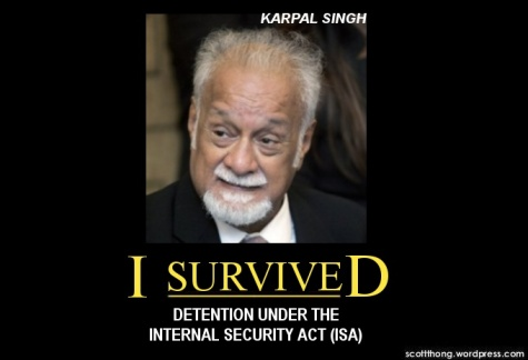Karpal Singh ISA