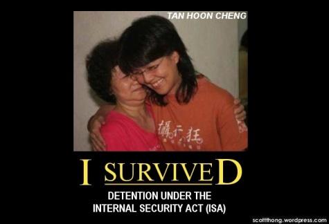 Tan Hoon Cheng ISA