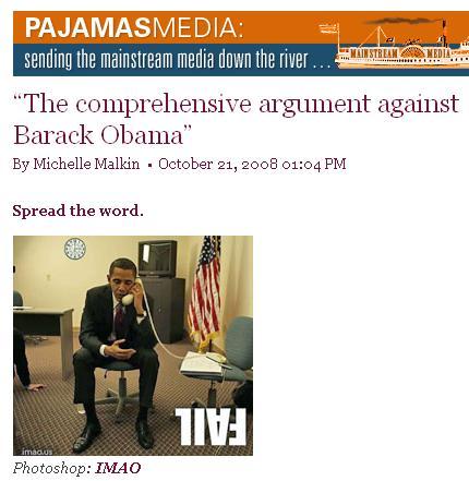 Obama Phone FAIL on Malkin