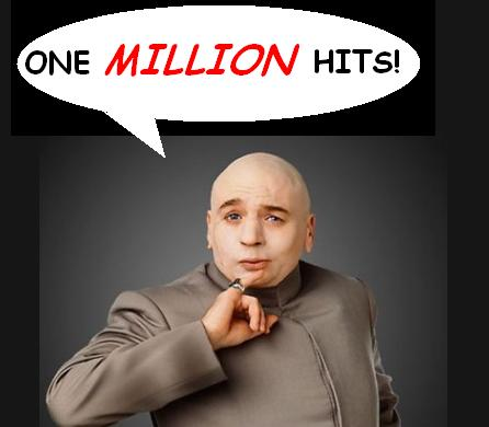 Scott Thong Blog 1 Million Hits