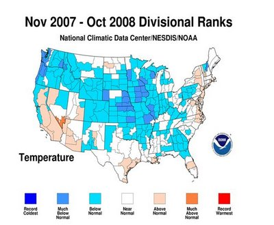 America cooling 2 years