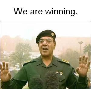Iraqi Information Minister
