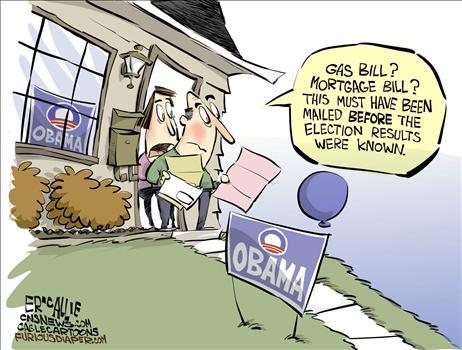 Obama pay all bills