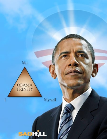 Obama Liberal Messiah