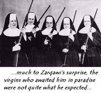 Nuns With Guns 72 Virgins