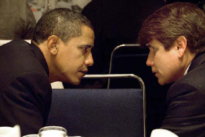 Obama lies about Rod Blagojevich connection