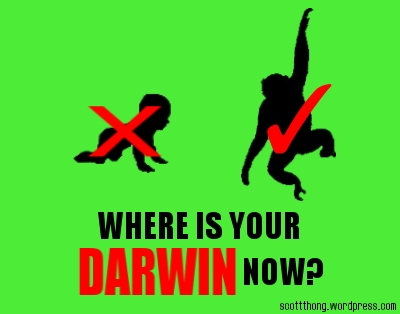 Where is Your Darwin Now? Abortion