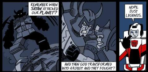 Jetfire Transformers Autobot Atheist