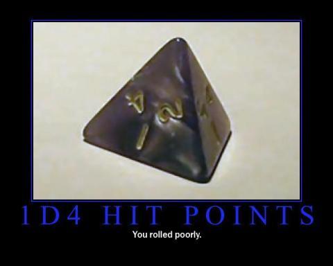 RPG Motivational Poster