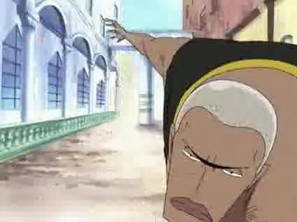 Roronoa Zoro vs Mr 1 Daz Bones
