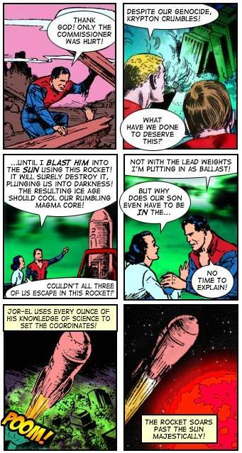 Jay Pinkerton Superman Origin