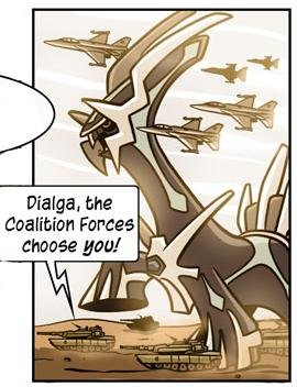 Penny Arcade Pokemon Iraq Dialga