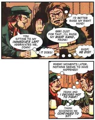 Unnecessary Exposition Comics