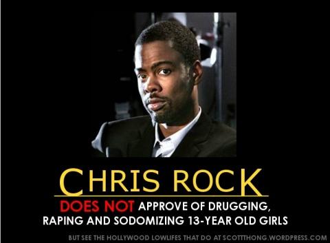 Chris Rock DOES NOT Approve Rape