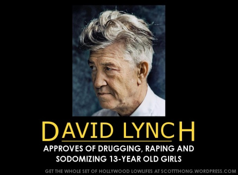 Dvaid Lynch Approves Rape
