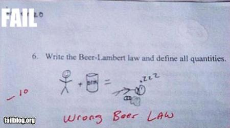 Ber Law Fail