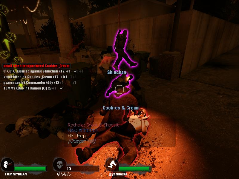 Funny, Cool and Other Left 4 Dead 2 Stories   LEADING