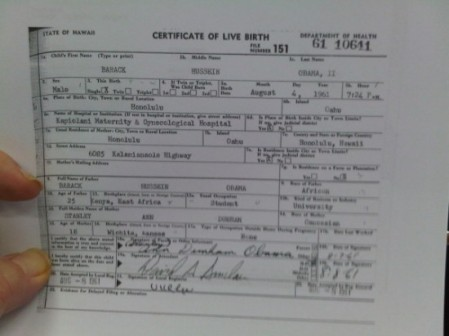 how to get fake birth certificate
