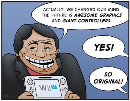 Nintendo Troll